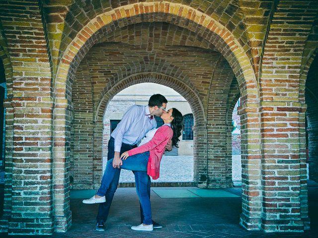 Il matrimonio di Mauro e Cristina a Offida, Ascoli Piceno 7