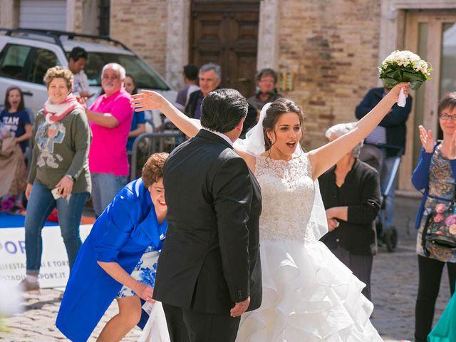 Il matrimonio di Mauro e Cristina a Offida, Ascoli Piceno 22