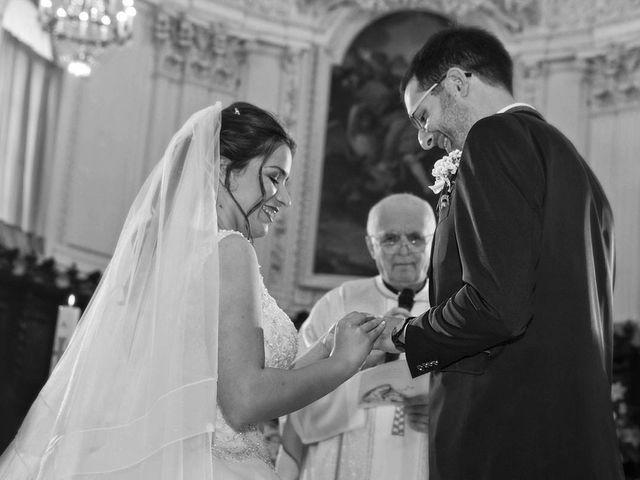 Il matrimonio di Mauro e Cristina a Offida, Ascoli Piceno 26
