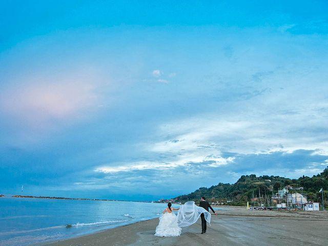 Il matrimonio di Mauro e Cristina a Offida, Ascoli Piceno 28