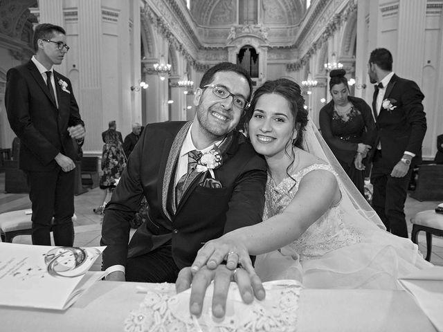 Il matrimonio di Mauro e Cristina a Offida, Ascoli Piceno 31