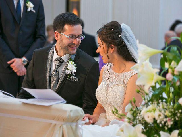 Il matrimonio di Mauro e Cristina a Offida, Ascoli Piceno 32