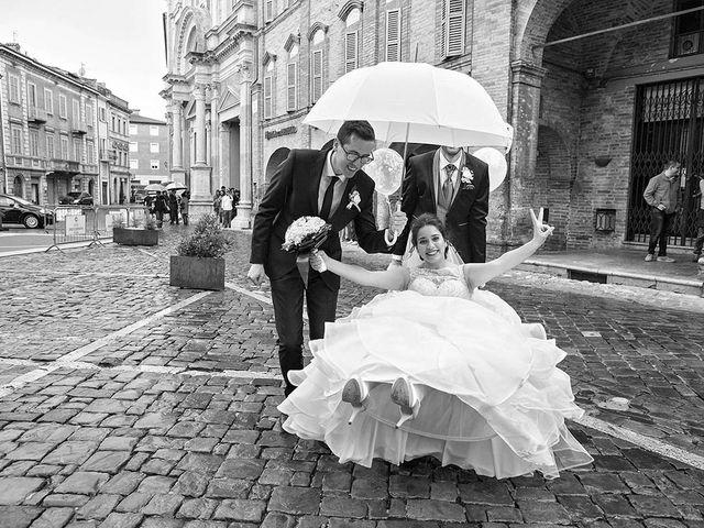 Il matrimonio di Mauro e Cristina a Offida, Ascoli Piceno 35