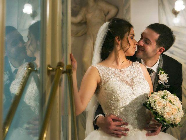 Il matrimonio di Mauro e Cristina a Offida, Ascoli Piceno 36