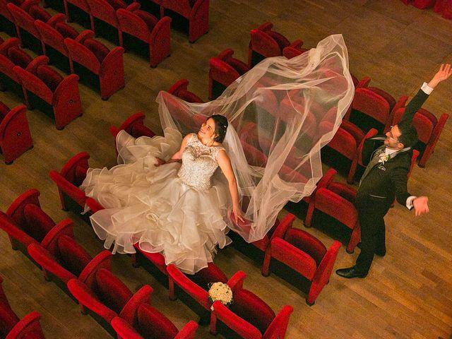 Il matrimonio di Mauro e Cristina a Offida, Ascoli Piceno 43