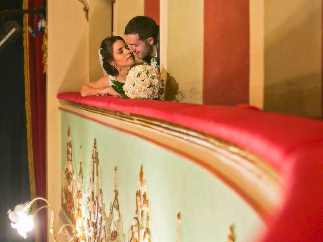 Il matrimonio di Mauro e Cristina a Offida, Ascoli Piceno 47