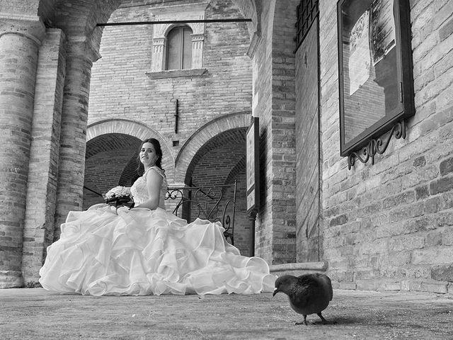 Il matrimonio di Mauro e Cristina a Offida, Ascoli Piceno 49