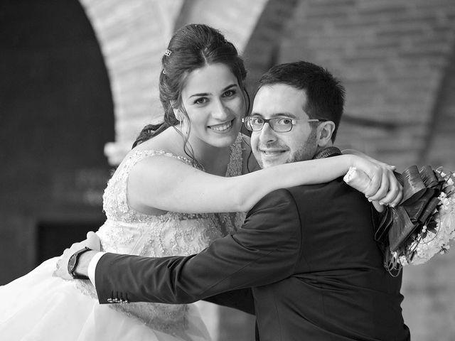 Il matrimonio di Mauro e Cristina a Offida, Ascoli Piceno 50