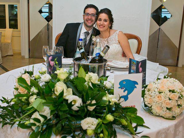 Il matrimonio di Mauro e Cristina a Offida, Ascoli Piceno 53