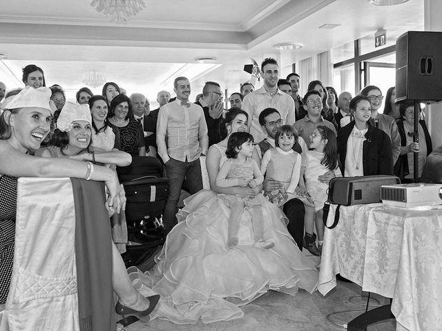 Il matrimonio di Mauro e Cristina a Offida, Ascoli Piceno 57