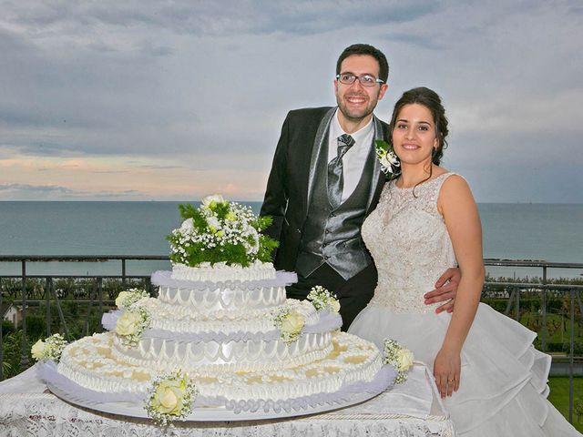 Il matrimonio di Mauro e Cristina a Offida, Ascoli Piceno 58