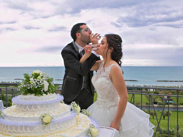 Il matrimonio di Mauro e Cristina a Offida, Ascoli Piceno 59