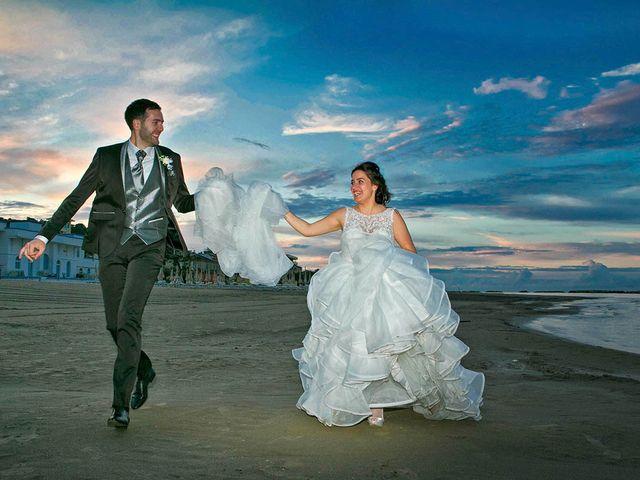 Il matrimonio di Mauro e Cristina a Offida, Ascoli Piceno 1