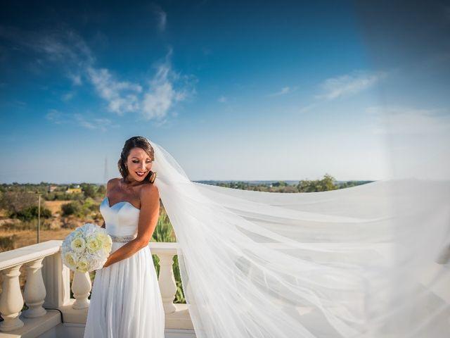Il matrimonio di Sebastiano  e Silvia a Gallipoli, Lecce 12