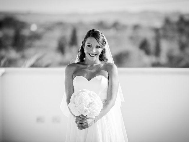 Il matrimonio di Sebastiano  e Silvia a Gallipoli, Lecce 13