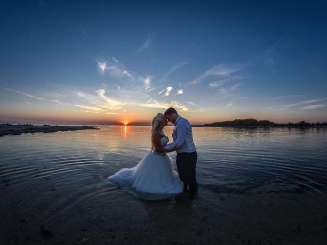 Le nozze di Mirjam e Samuele