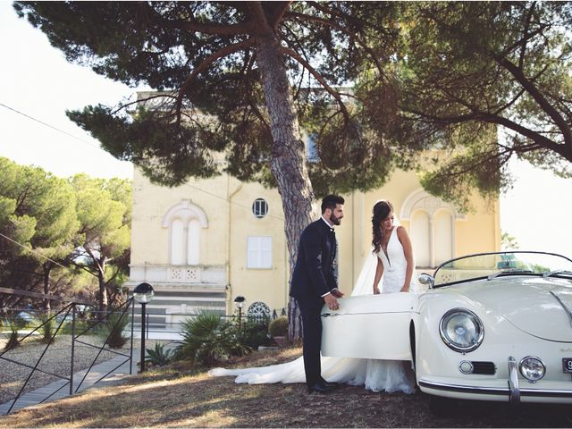 Il matrimonio di Niccolò e Barbara a Celle Ligure, Savona 3