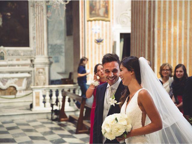 Il matrimonio di Niccolò e Barbara a Celle Ligure, Savona 6