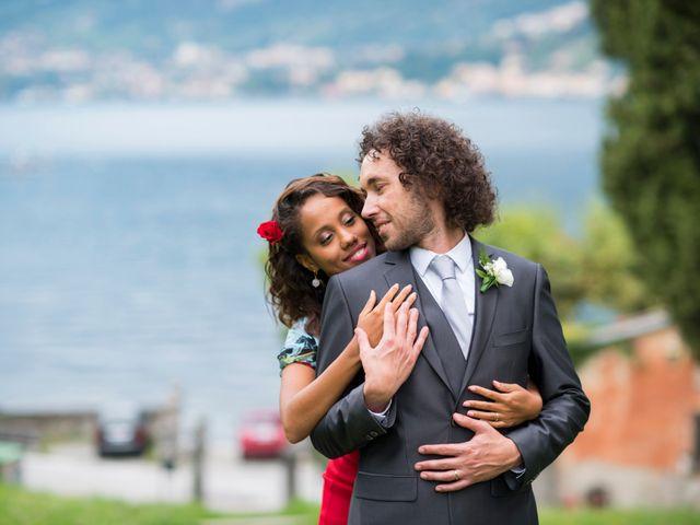 Le nozze di Kenya e Paolo