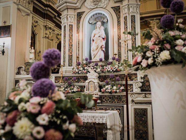 Il matrimonio di Dennis e Imma a Cirò Marina, Crotone 41