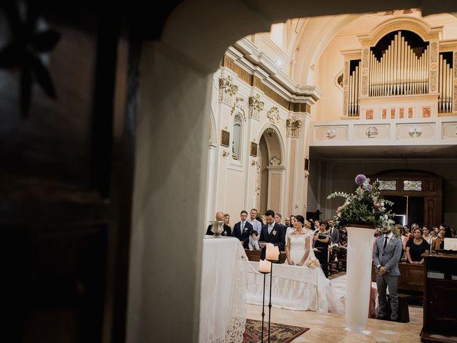 Il matrimonio di Dennis e Imma a Cirò Marina, Crotone 43