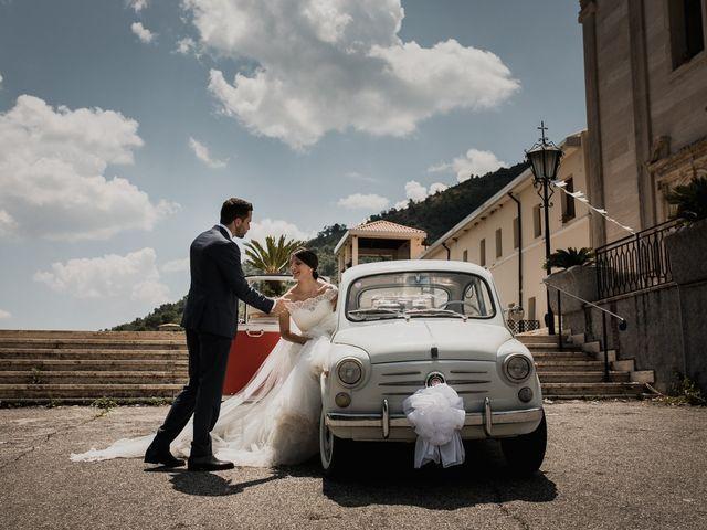 Il matrimonio di Dennis e Imma a Cirò Marina, Crotone 52