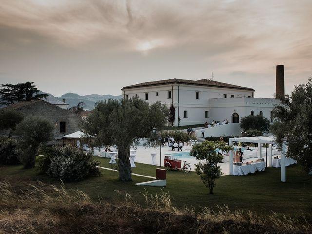 Il matrimonio di Dennis e Imma a Cirò Marina, Crotone 68