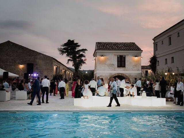 Il matrimonio di Dennis e Imma a Cirò Marina, Crotone 69