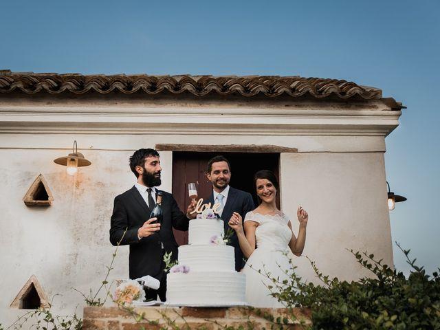 Il matrimonio di Dennis e Imma a Cirò Marina, Crotone 70
