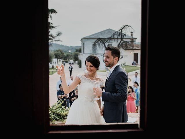 Il matrimonio di Dennis e Imma a Cirò Marina, Crotone 71