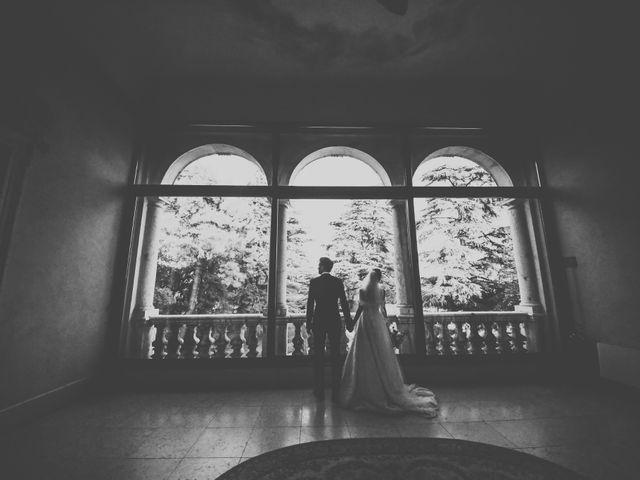 le nozze di Annah e Lorenz