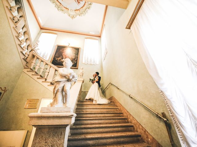 Il matrimonio di Lorenz e Annah a Verona, Verona 6