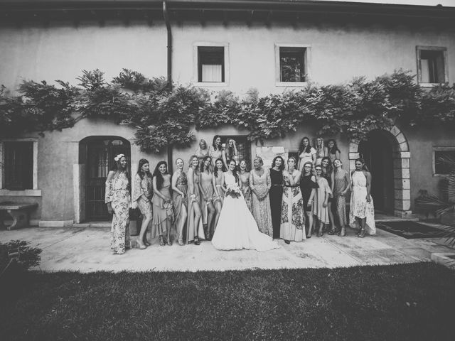 Il matrimonio di Lorenz e Annah a Verona, Verona 13