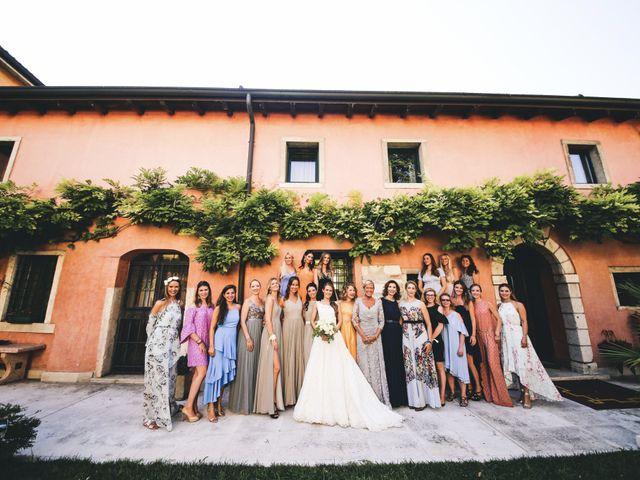 Il matrimonio di Lorenz e Annah a Verona, Verona 14