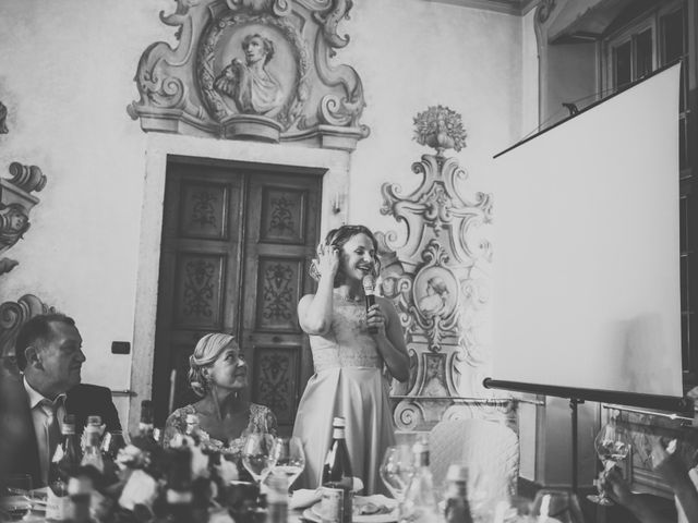Il matrimonio di Lorenz e Annah a Verona, Verona 17
