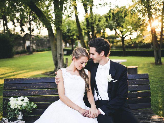 Il matrimonio di Lorenz e Annah a Verona, Verona 31