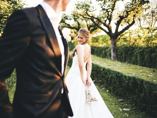 Il matrimonio di Lorenz e Annah a Verona, Verona 32