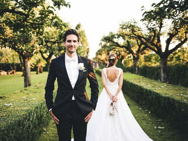 Il matrimonio di Lorenz e Annah a Verona, Verona 35