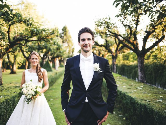 Il matrimonio di Lorenz e Annah a Verona, Verona 36