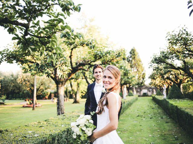 Il matrimonio di Lorenz e Annah a Verona, Verona 37