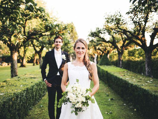 Il matrimonio di Lorenz e Annah a Verona, Verona 38