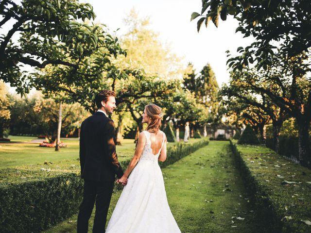 Il matrimonio di Lorenz e Annah a Verona, Verona 40