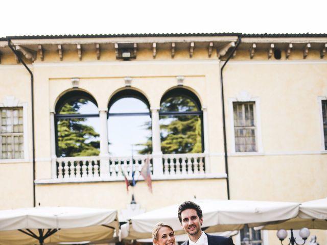 Il matrimonio di Lorenz e Annah a Verona, Verona 42