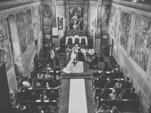 Il matrimonio di Lorenz e Annah a Verona, Verona 69
