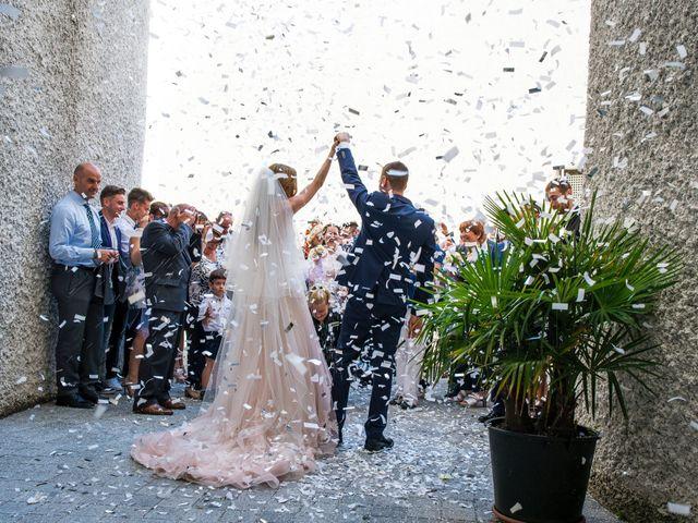 Il matrimonio di Mauro e Jessica a Varese, Varese 31