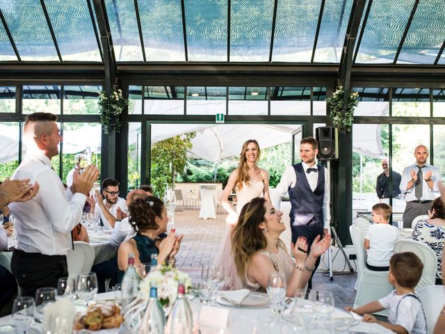 Il matrimonio di Mauro e Jessica a Varese, Varese 50