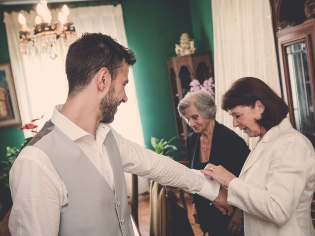 Il matrimonio di Massimiliano e Rosa a Pomezia, Roma 10