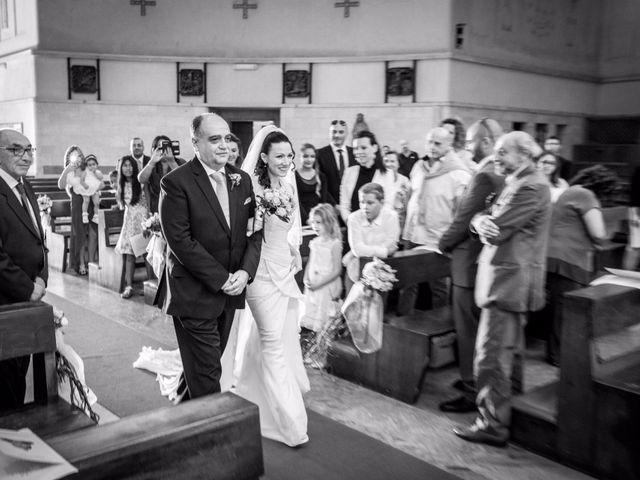 Il matrimonio di Massimiliano e Rosa a Pomezia, Roma 18