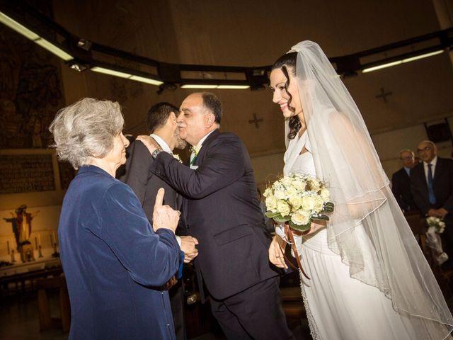 Il matrimonio di Massimiliano e Rosa a Pomezia, Roma 19