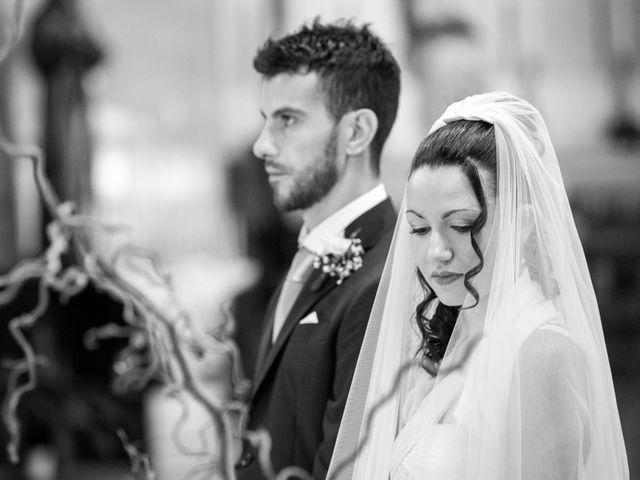 Il matrimonio di Massimiliano e Rosa a Pomezia, Roma 20